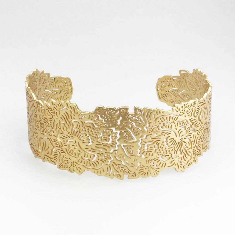 LLDN24 Vintage gold front